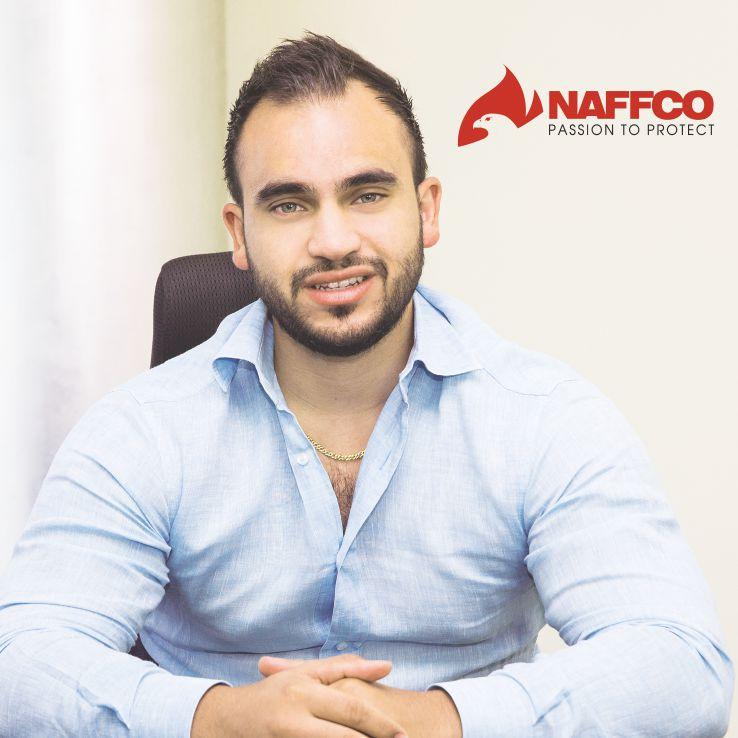 An Interface with Mr  Ali Al-Khatib, Executive Director, NAFFCOFire