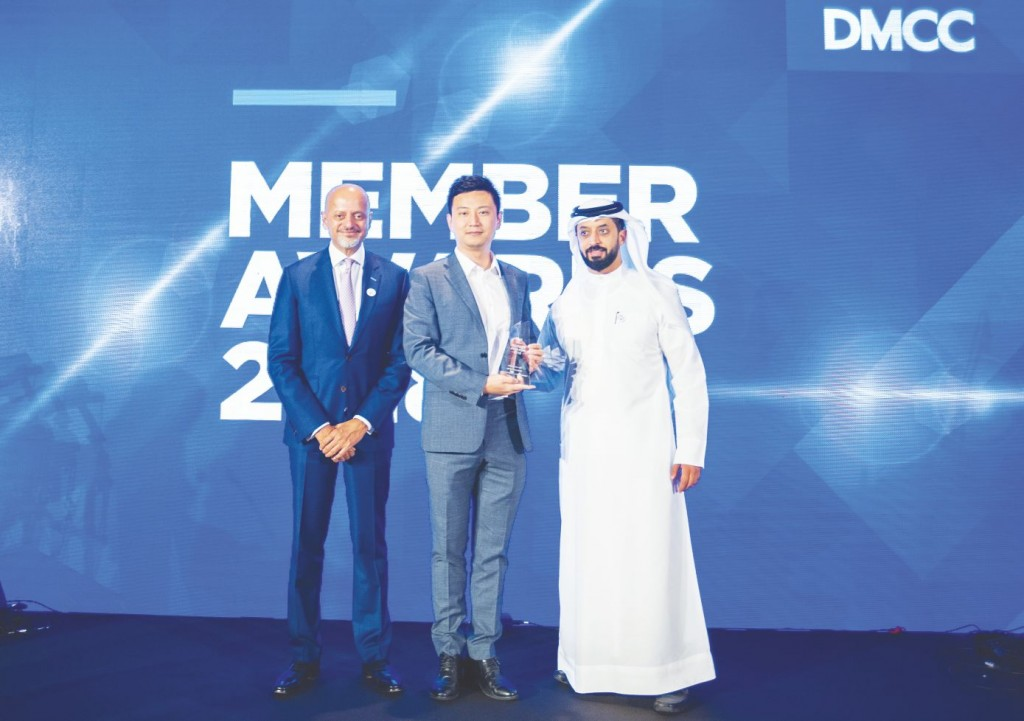 Hikvision Awarded Best Technology Company by DMCC - Fire magazine
