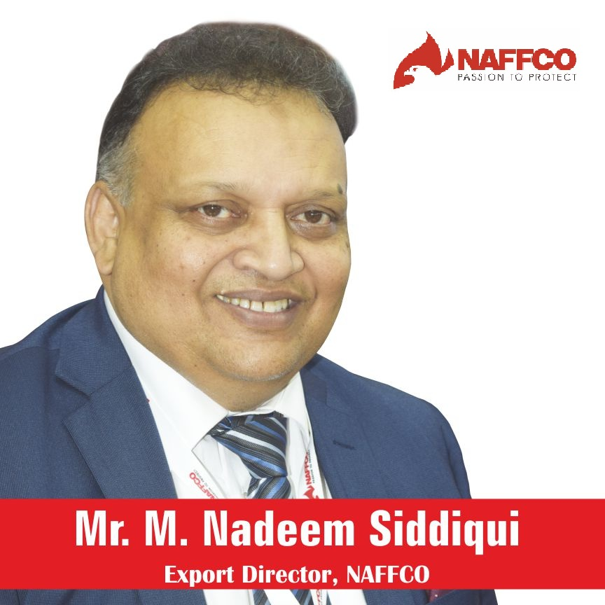 An Exclusive Interview with Mr  M  Nadeem Siddiqui, Export