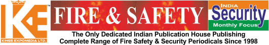 Fire magazine | Safety magazine | Security magazine | Disaster relief equipment and services