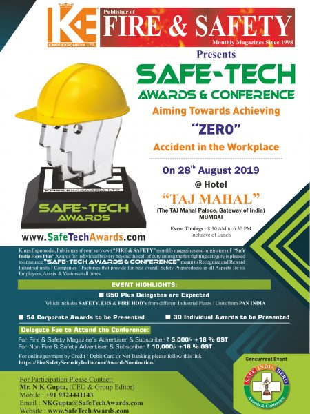 Secure Asia - Fire magazine | Safety magazine | Security